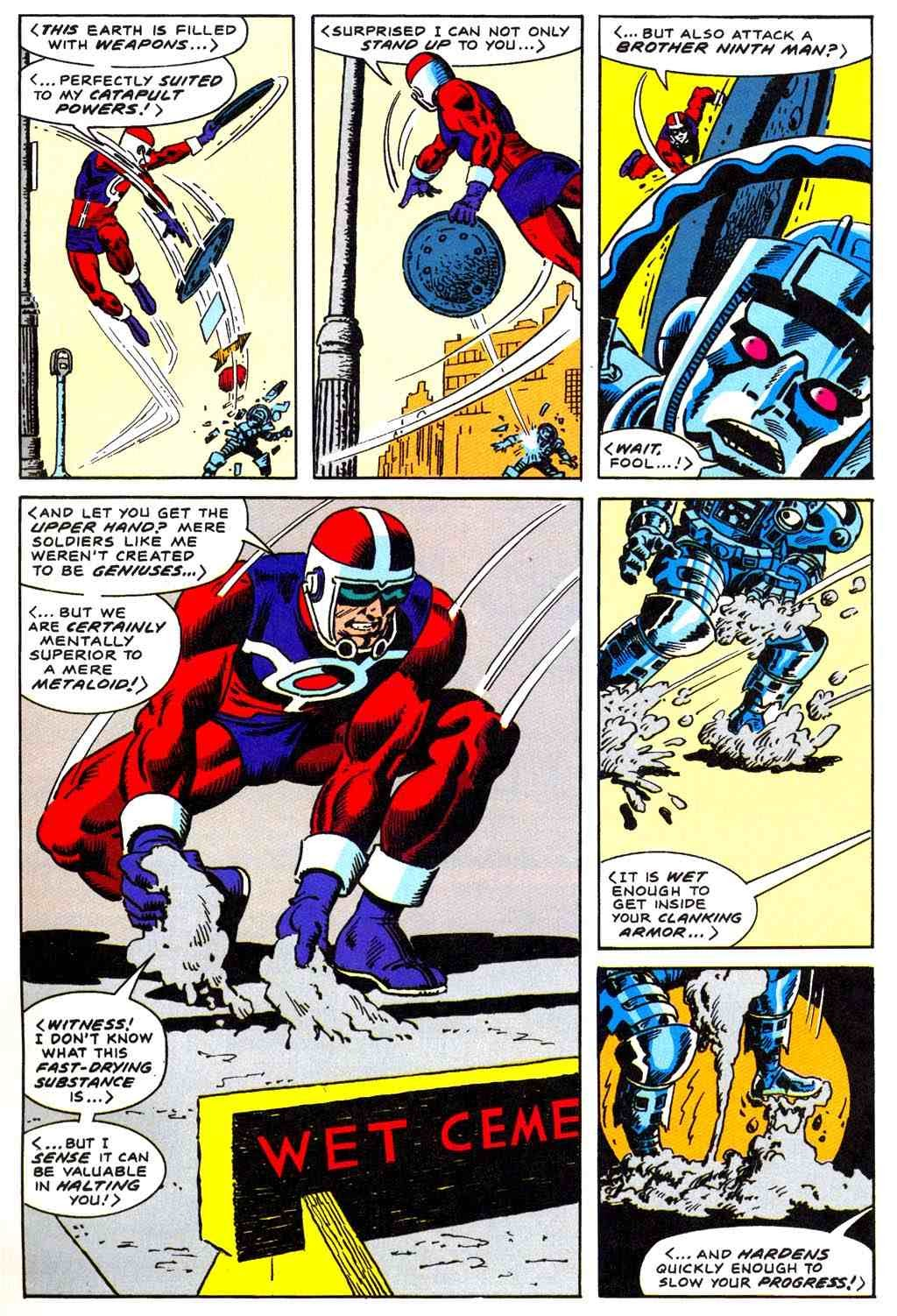Read online Bombast comic -  Issue # Full - 23