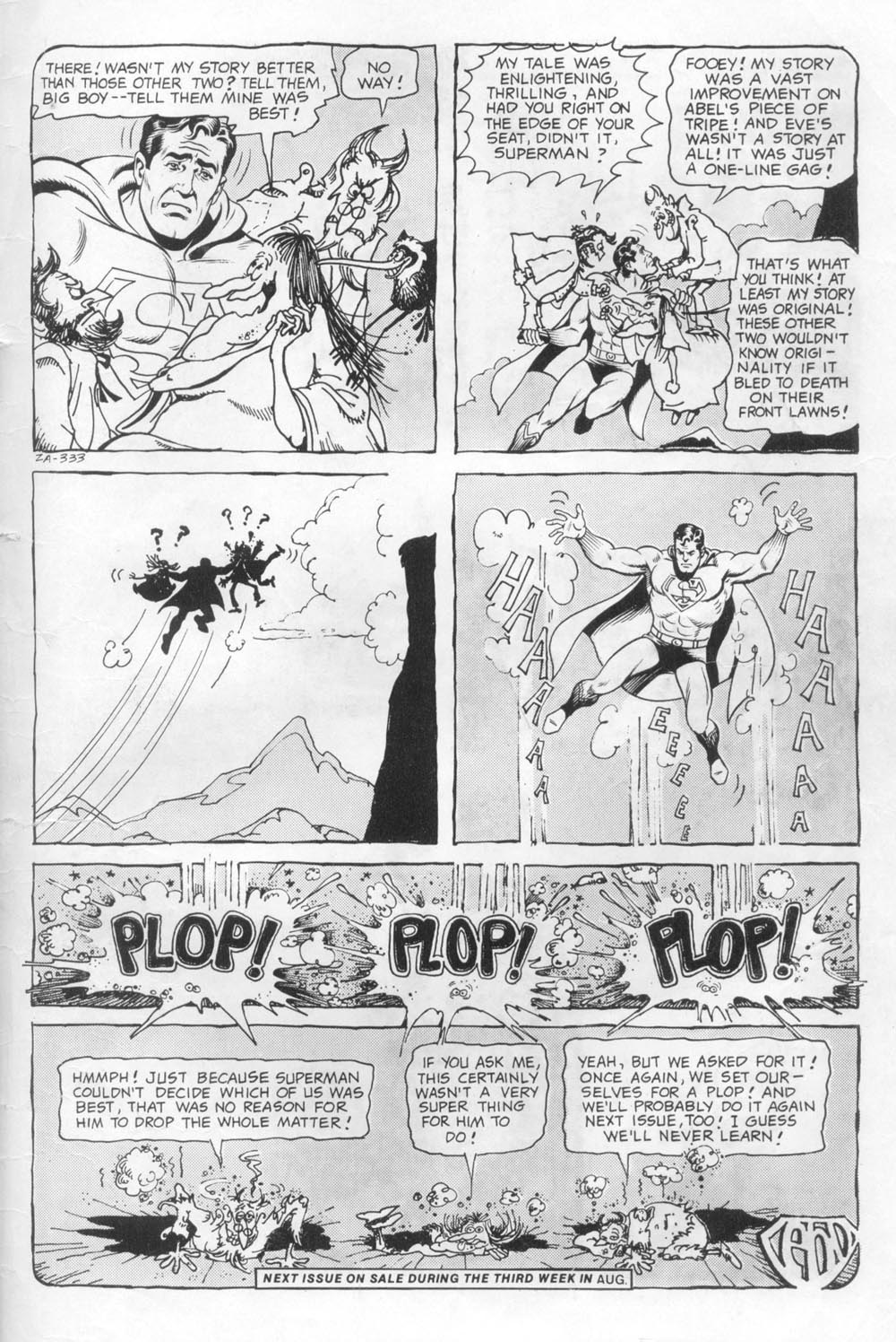 Read online Plop! comic -  Issue #7 - 35