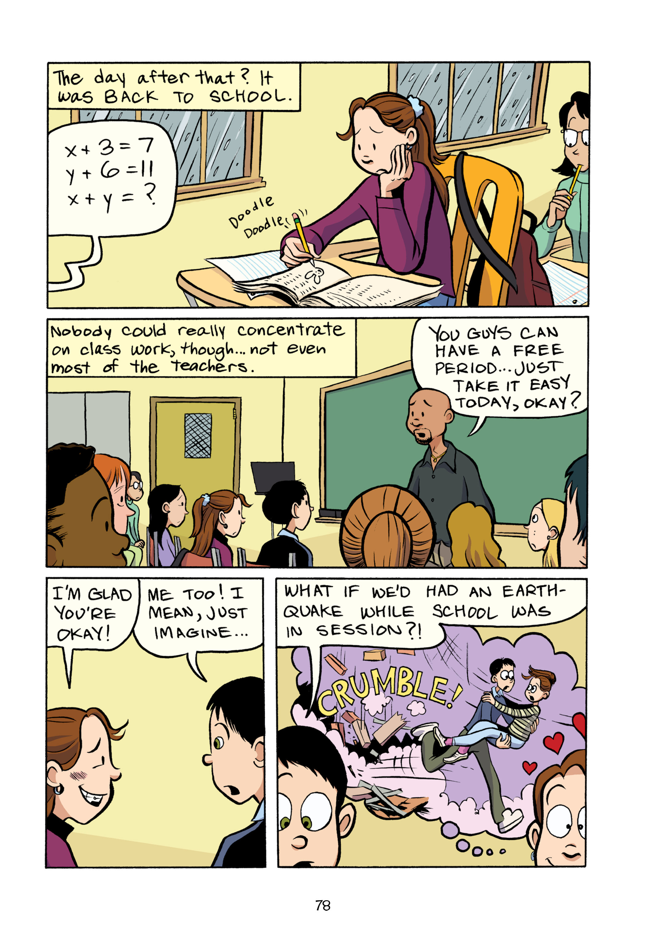 Read online Smile comic -  Issue # TPB - 84