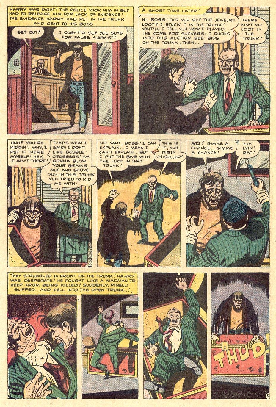 Read online Adventures into Weird Worlds comic -  Issue #5 - 15