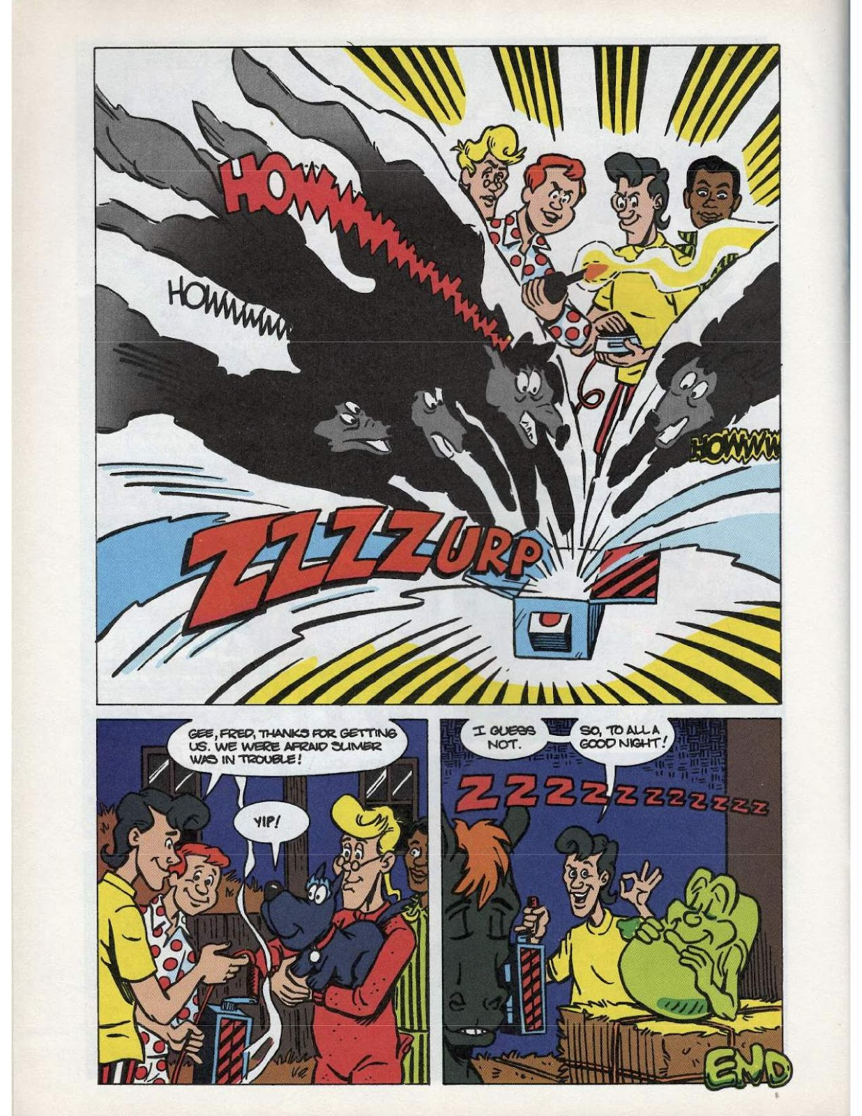 The Real Ghostbusters Issue #193 #167 - English 13