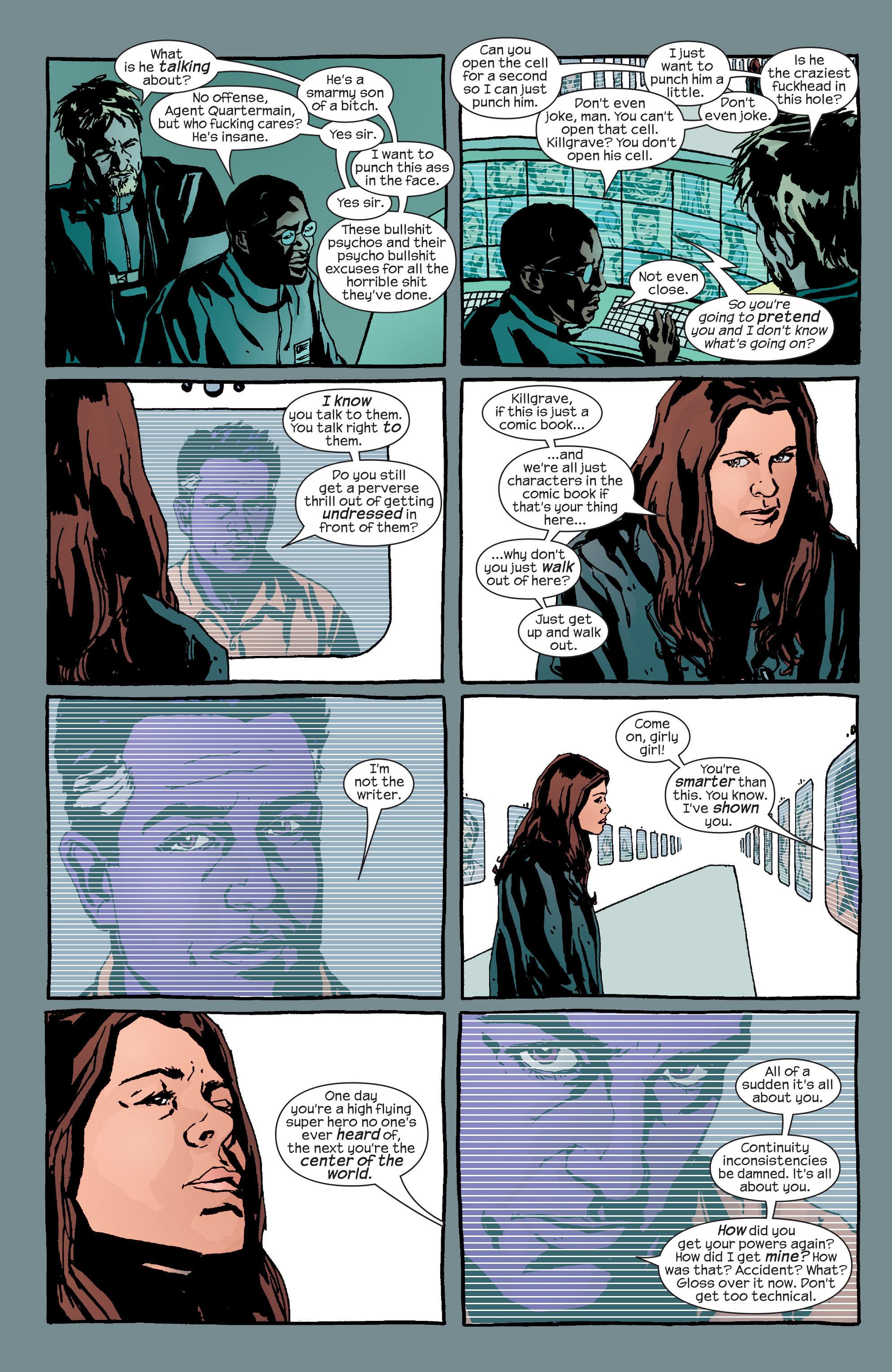 Read online Alias comic -  Issue #27 - 4