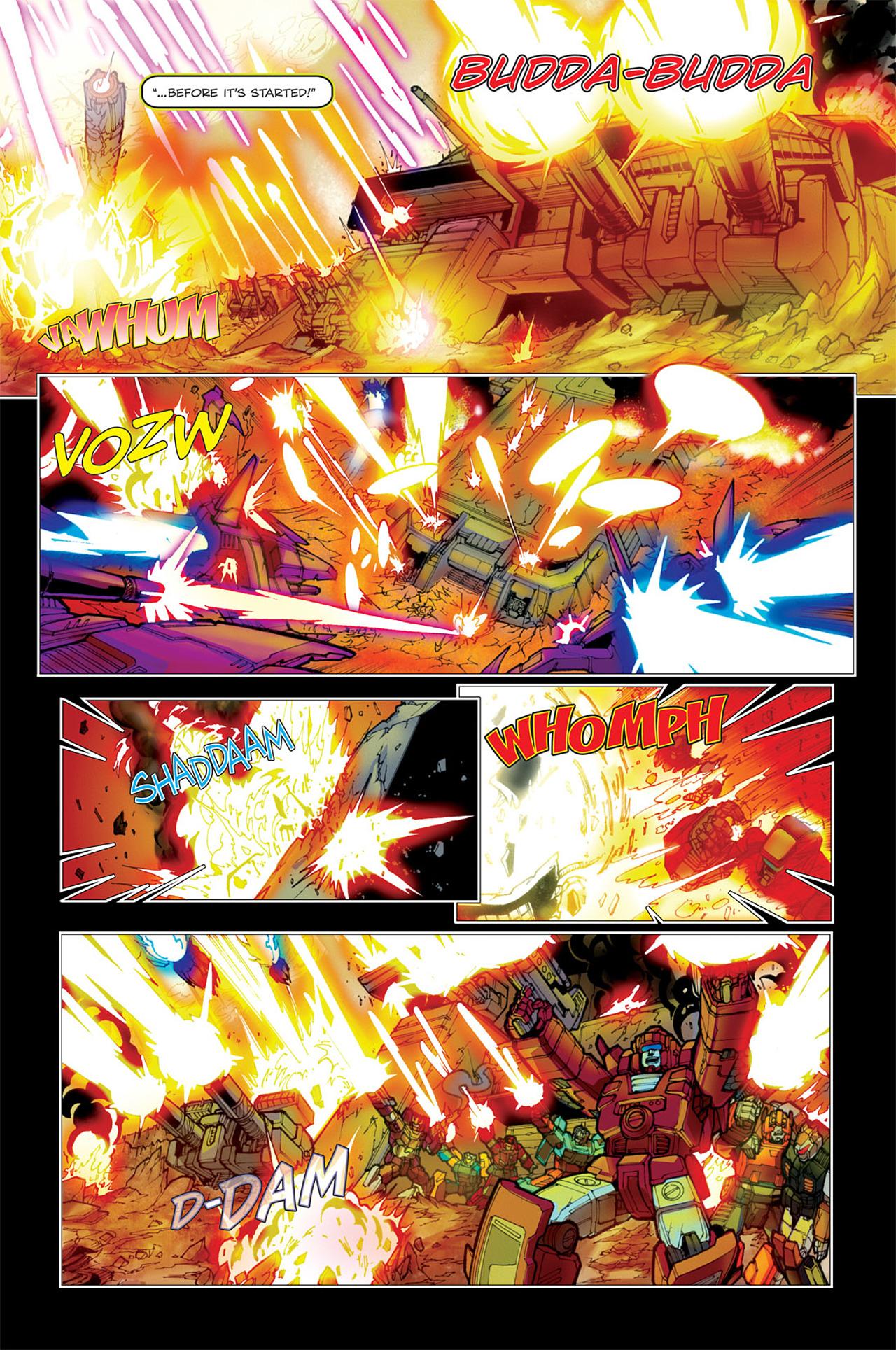 Read online Transformers: Spotlight - Arcee comic -  Issue # Full - 15