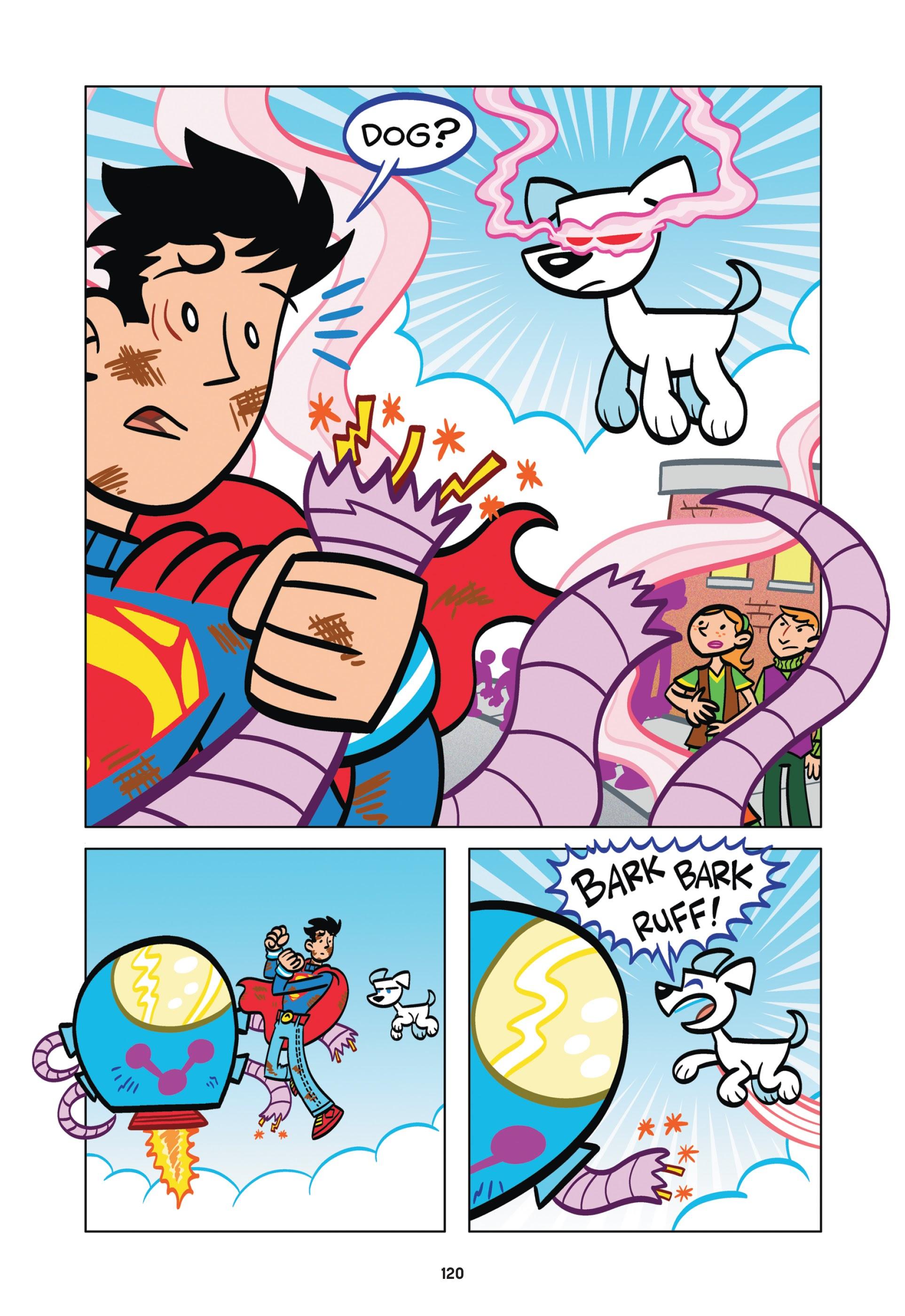 Superman of Smallville #TPB #1 - English 119