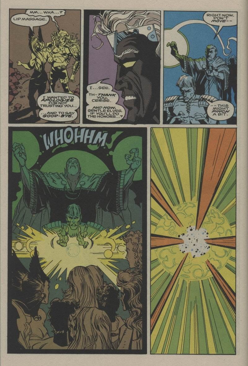 Excalibur (1988) issue Annual 1 - Page 40