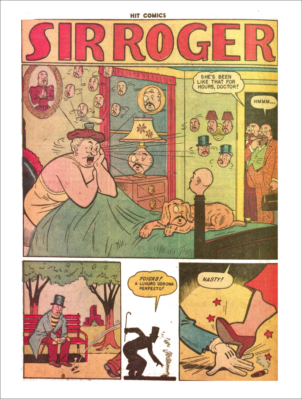 Read online Hit Comics comic -  Issue #65 - 16