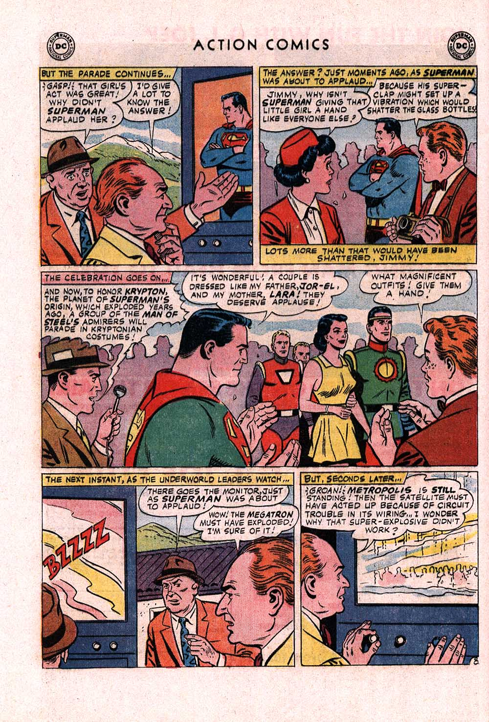 Read online Action Comics (1938) comic -  Issue #328 - 9