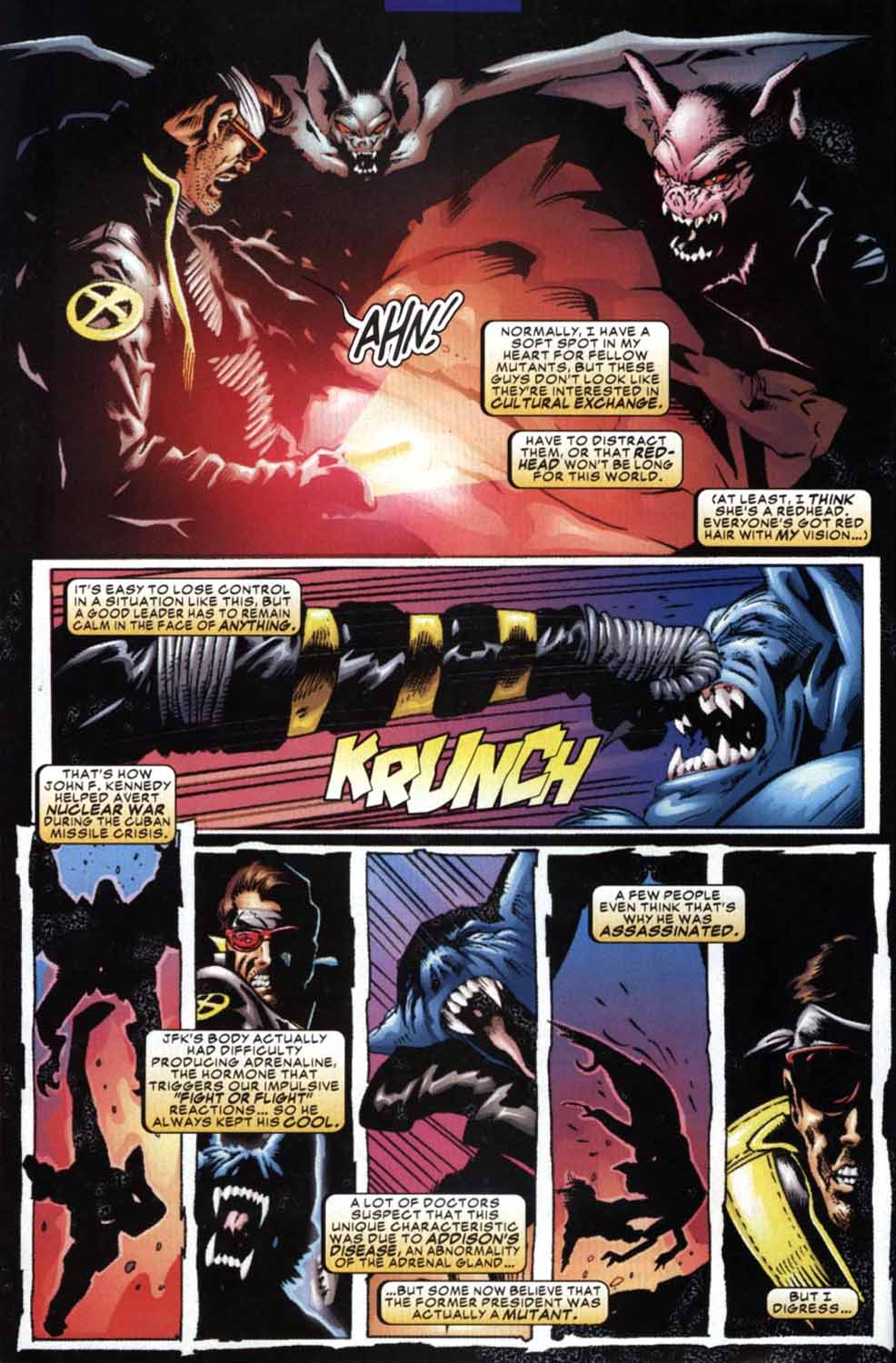 Read online Cyclops (2001) comic -  Issue #3 - 5