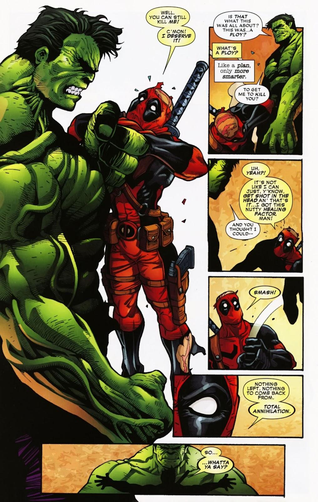 Read online Deadpool (2008) comic -  Issue #39 - 19