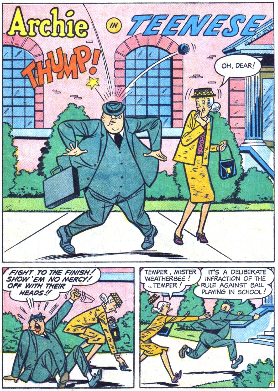 Read online Archie (1960) comic -  Issue #178 - 13