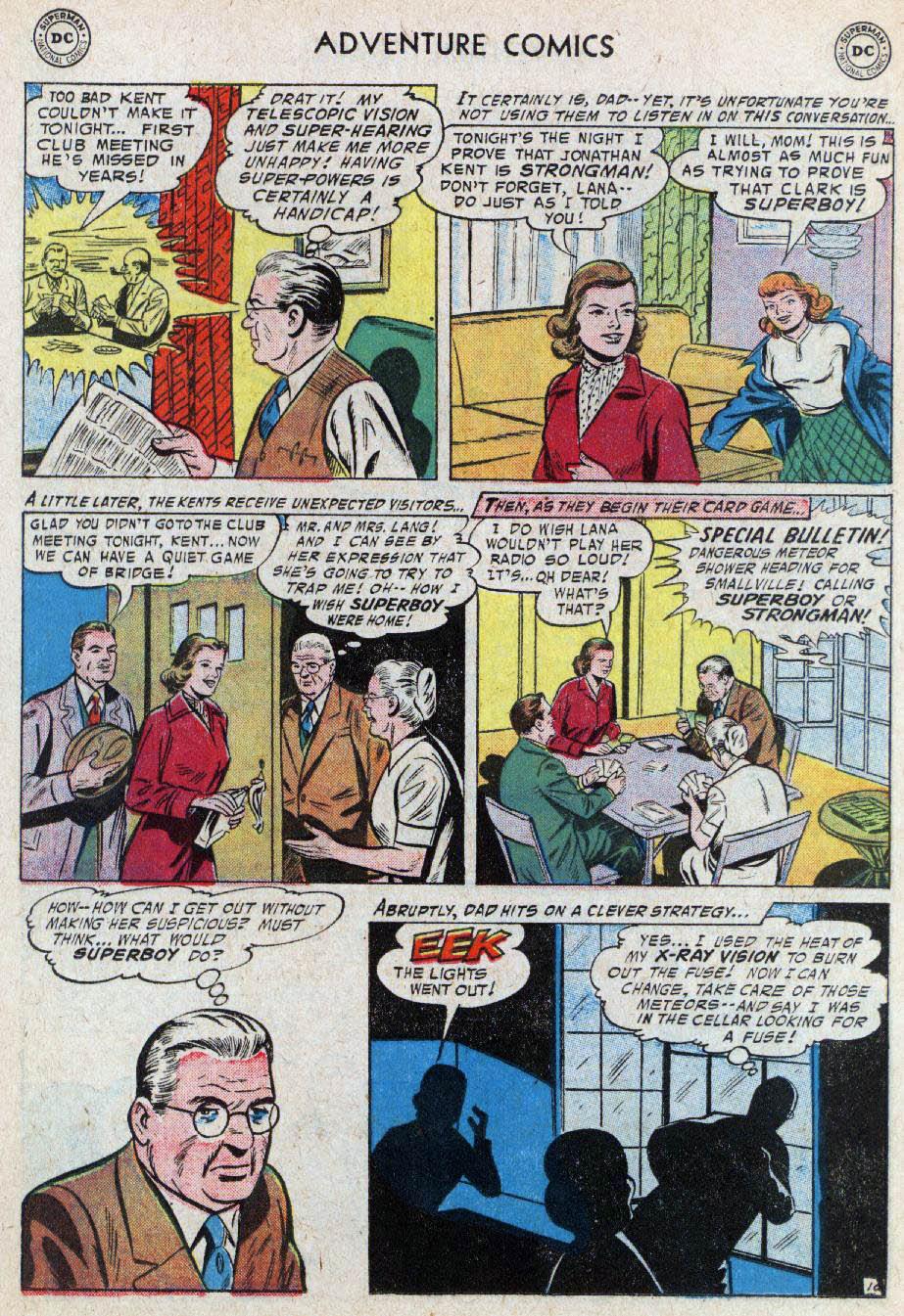 Read online Adventure Comics (1938) comic -  Issue #236 - 12