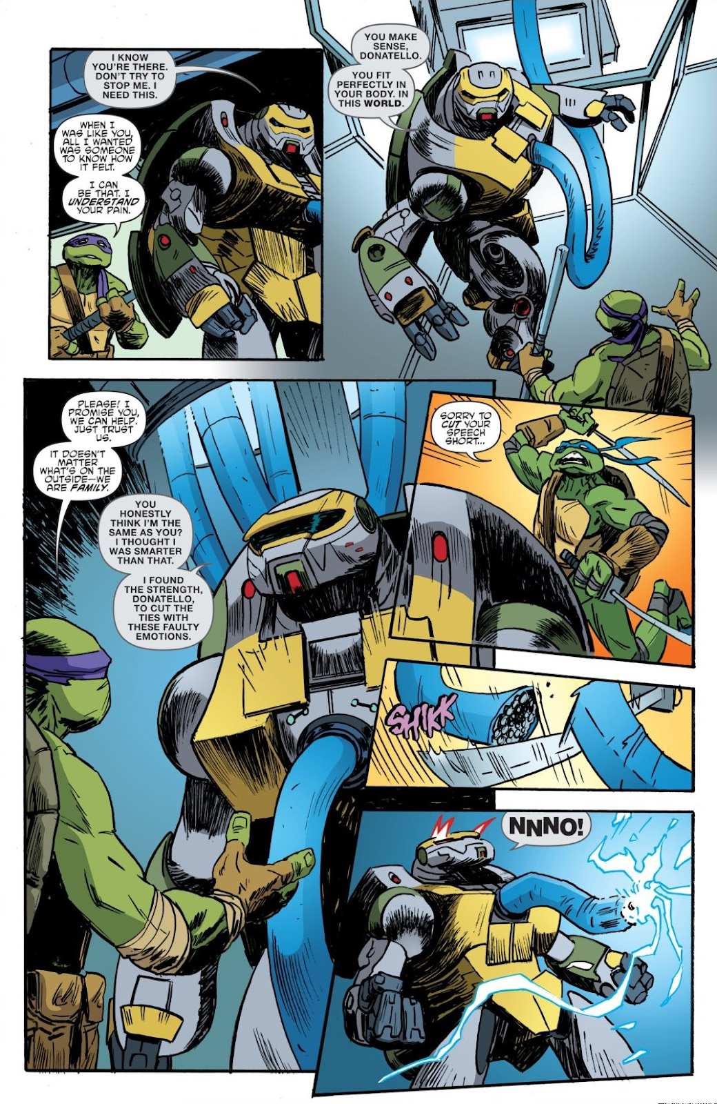 Read online Teenage Mutant Ninja Turtles: The IDW Collection comic -  Issue # TPB 8 (Part 4) - 73