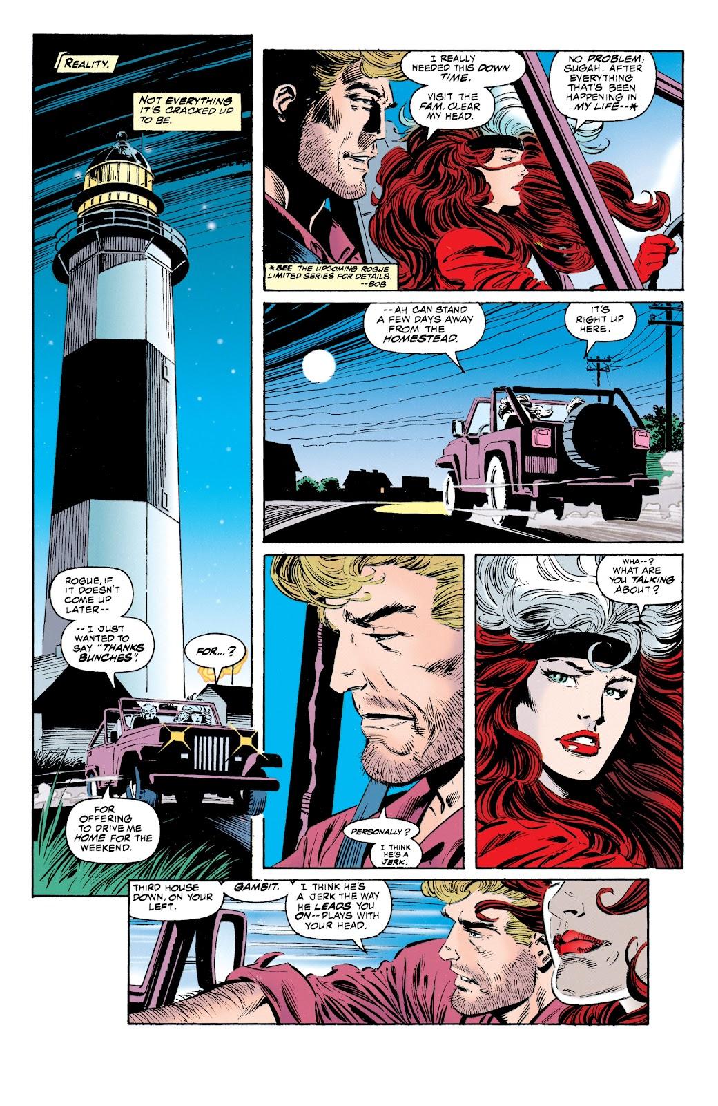 Uncanny X-Men (1963) issue 319 - Page 8