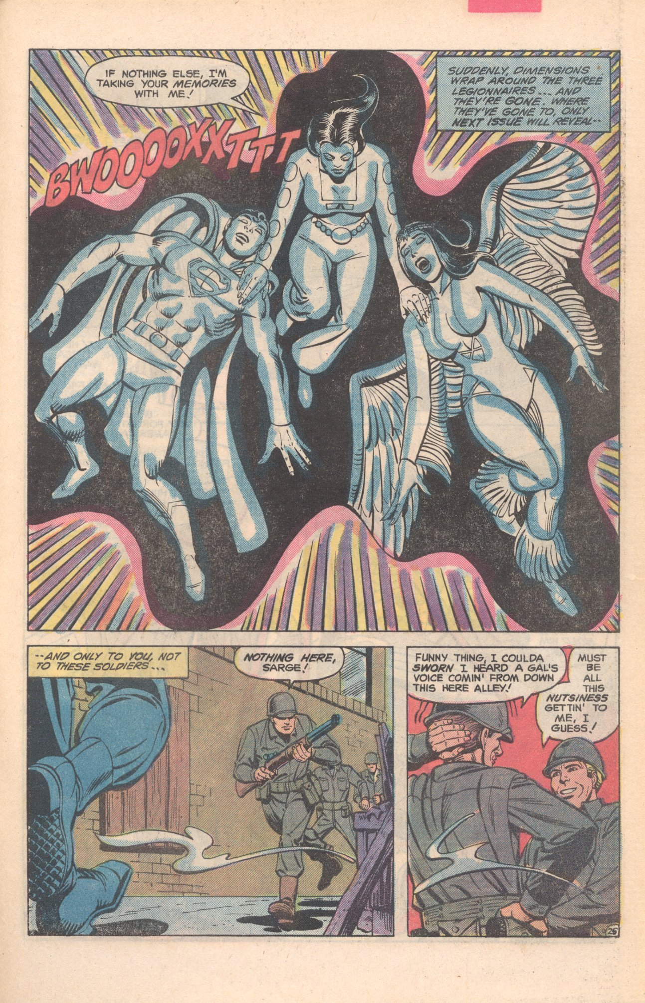 Legion of Super-Heroes (1980) 281 Page 25