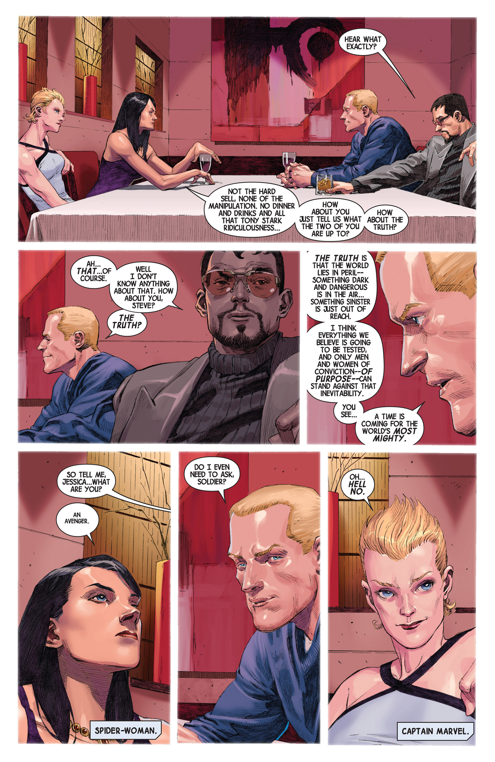 Read online Avengers (2013) comic -  Issue #2 - 17