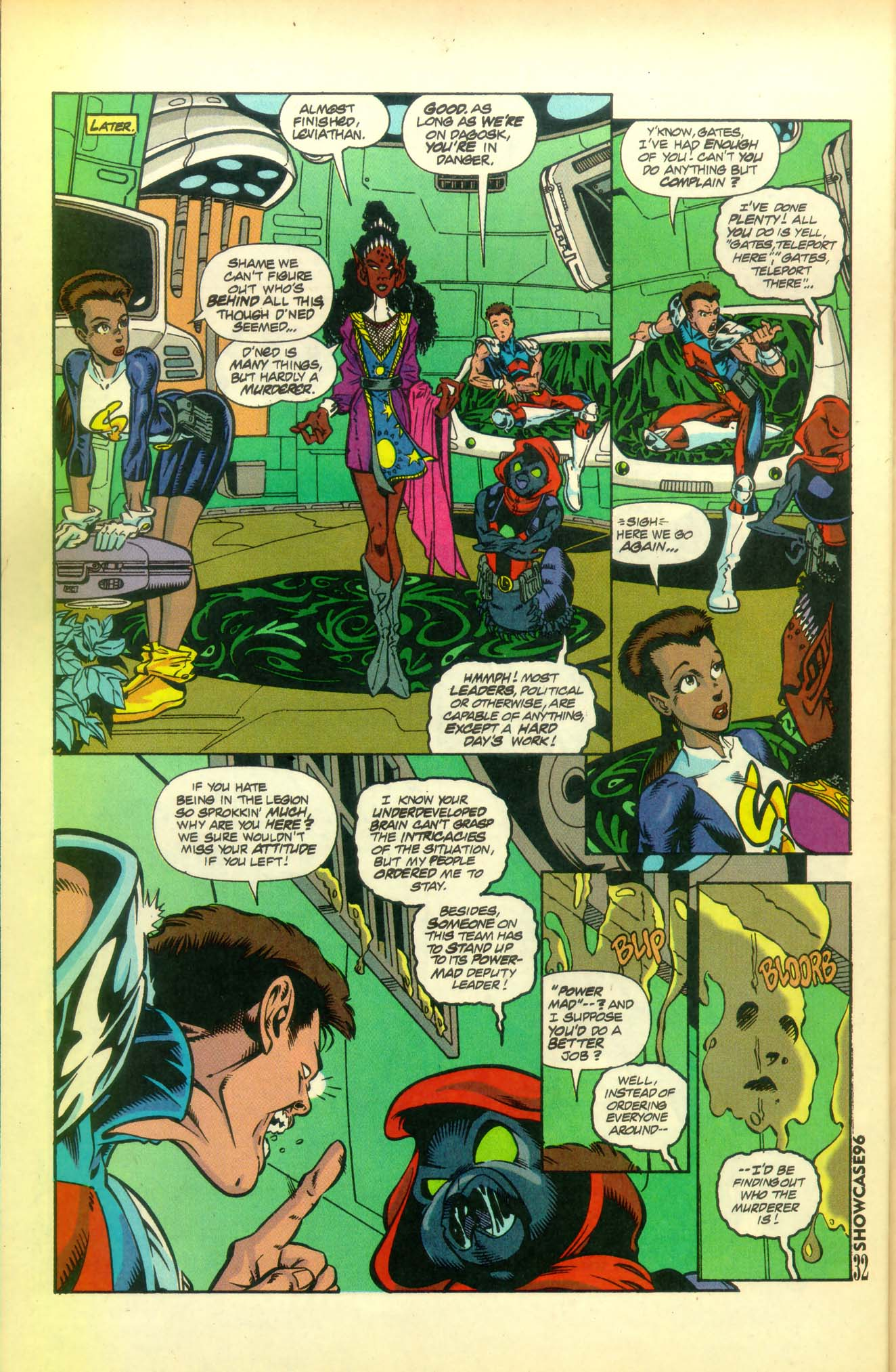 Read online Showcase '96 comic -  Issue #8 - 33