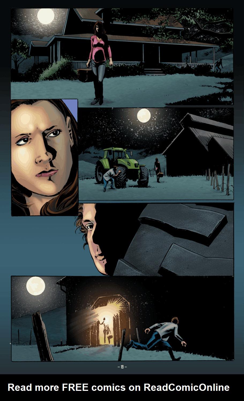 Read online Jericho Season 4 comic -  Issue #2 - 21