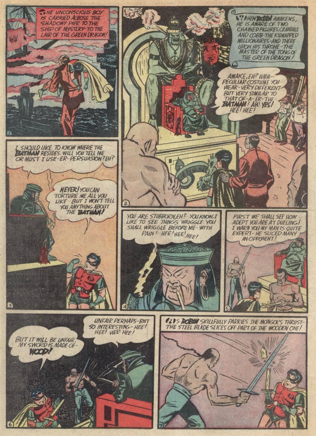 Read online Detective Comics (1937) comic -  Issue #39 - 11