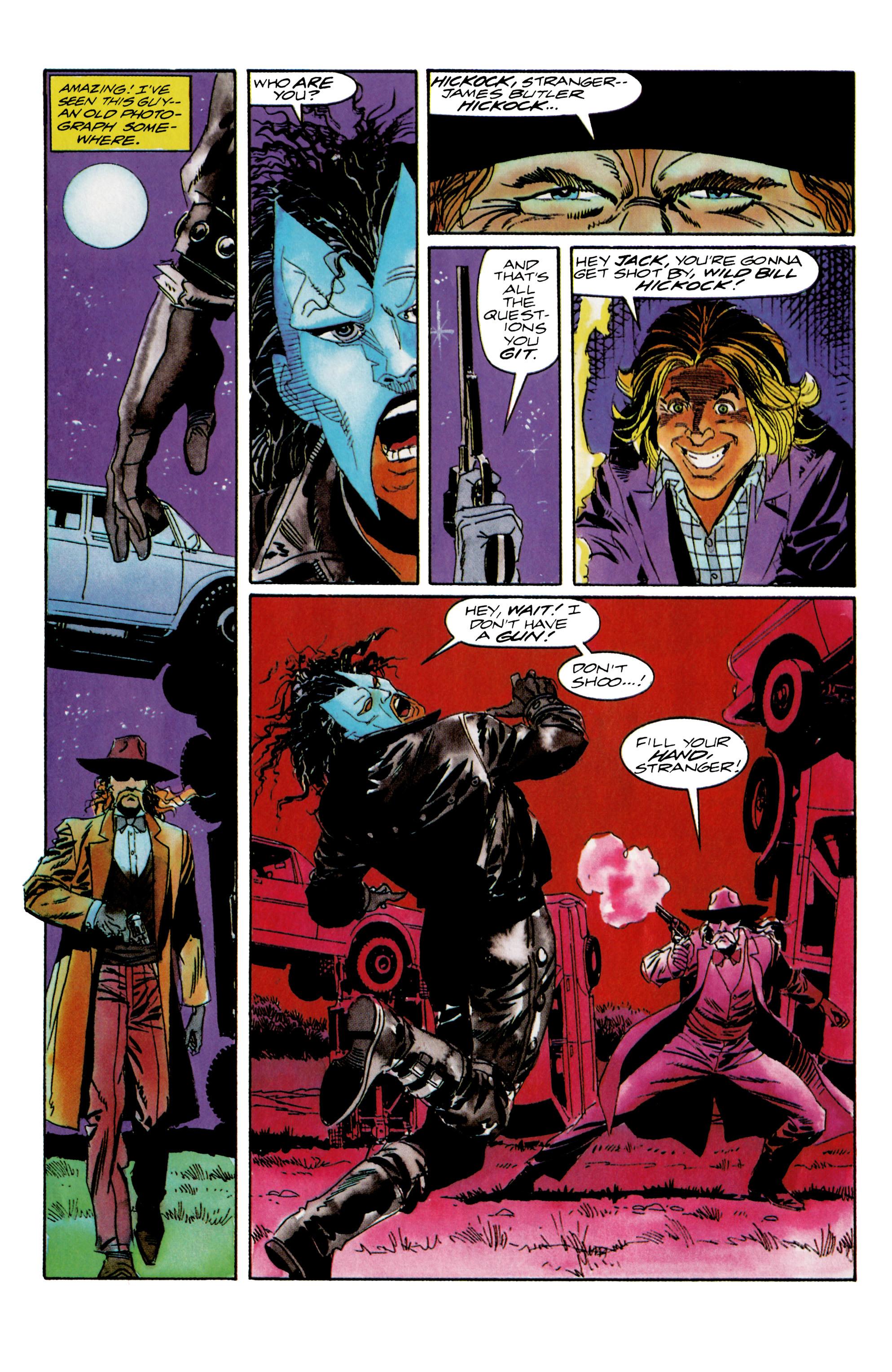 Read online Shadowman (1992) comic -  Issue #15 - 16