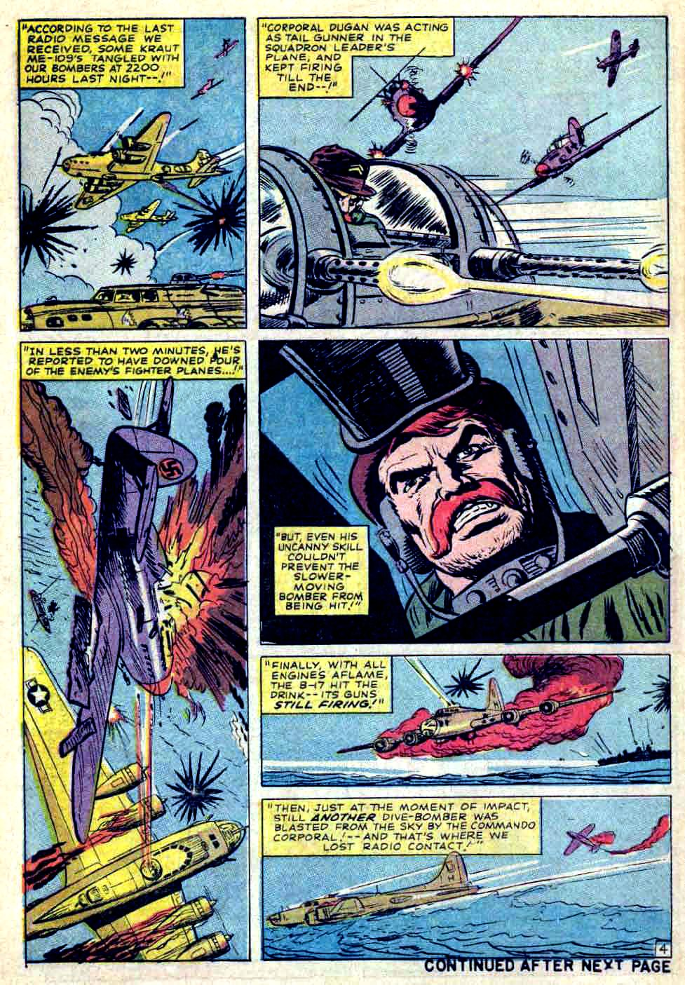 Read online Sgt. Fury comic -  Issue #26 - 6