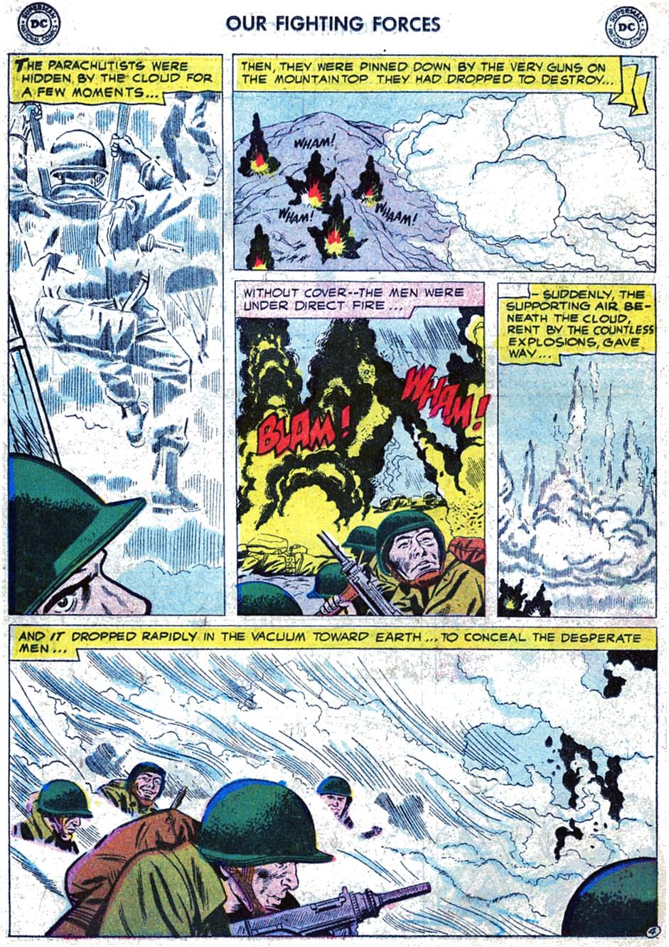 Our Fighting Forces (1954) issue 17 - Page 14