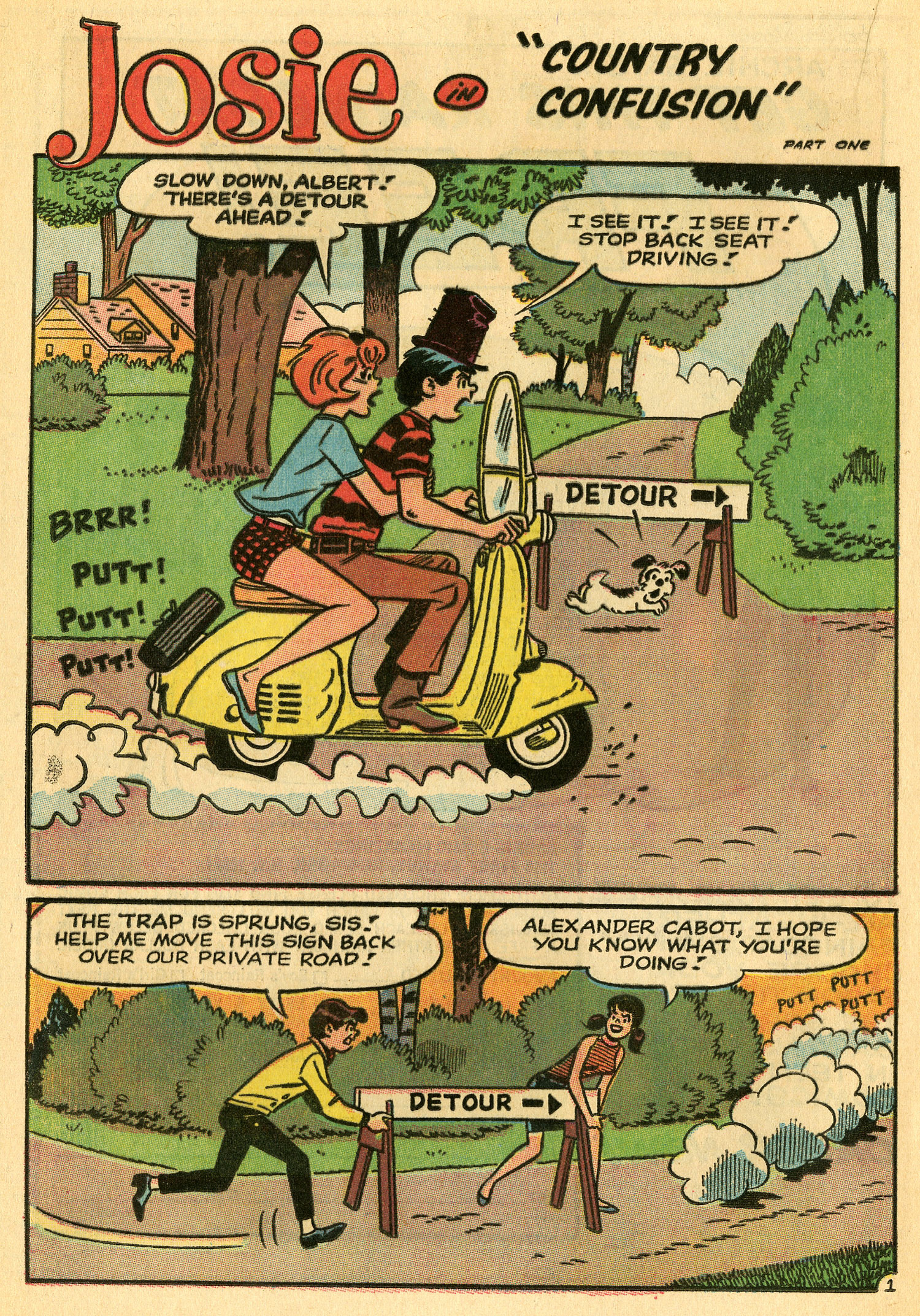 Read online She's Josie comic -  Issue #24 - 20