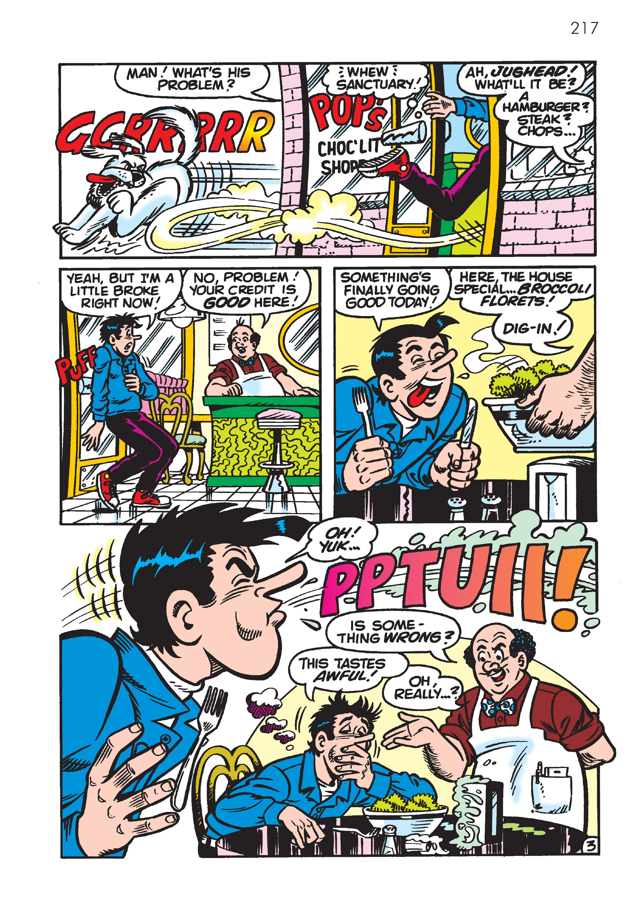 Read online The Best of Archie Comics comic -  Issue # TPB 4 (Part 2) - 7