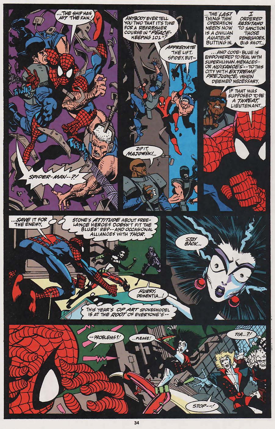Web of Spider-Man (1985) _Annual 9 #9 - English 26