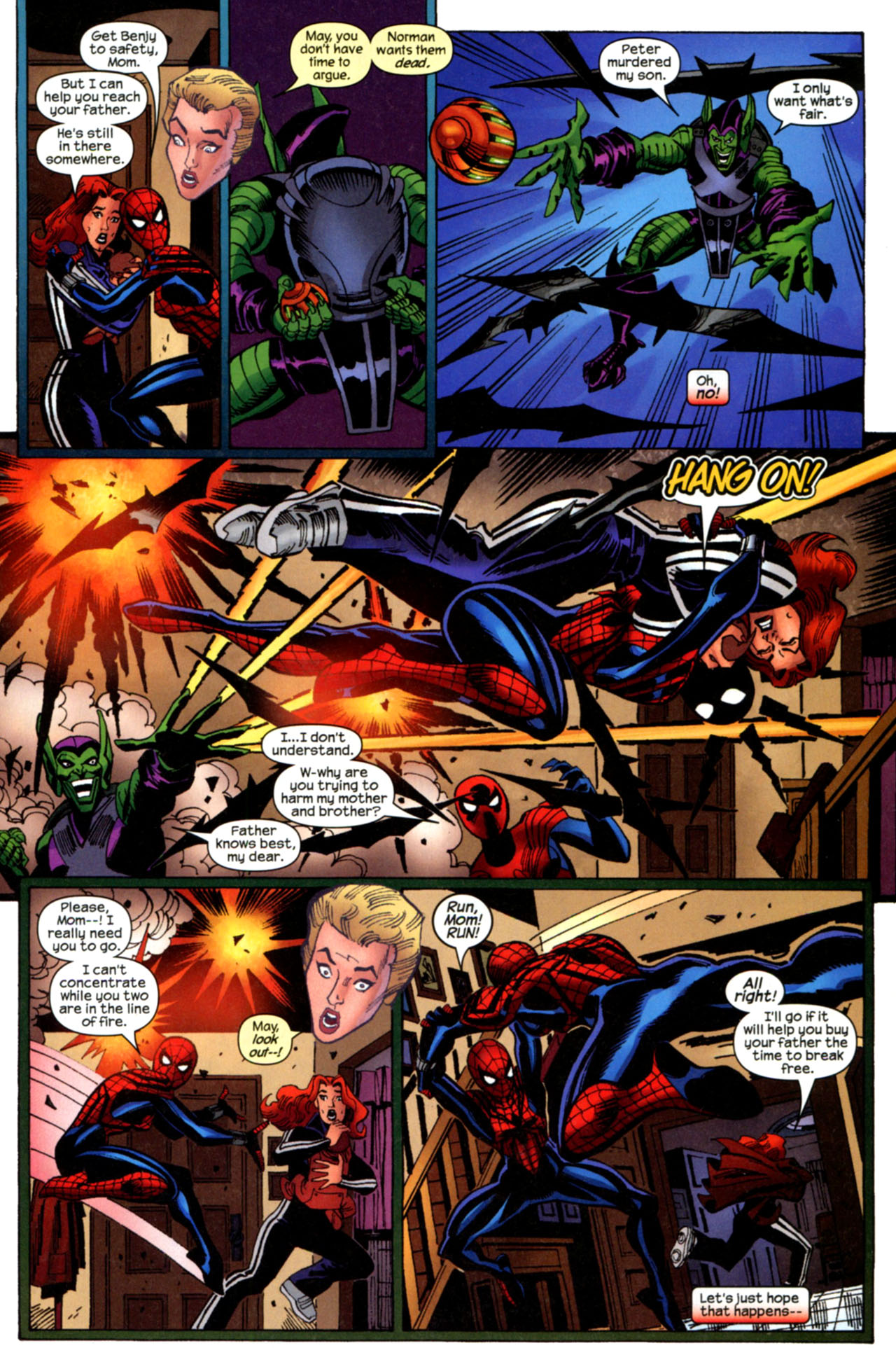 Read online Amazing Spider-Girl comic -  Issue #29 - 6