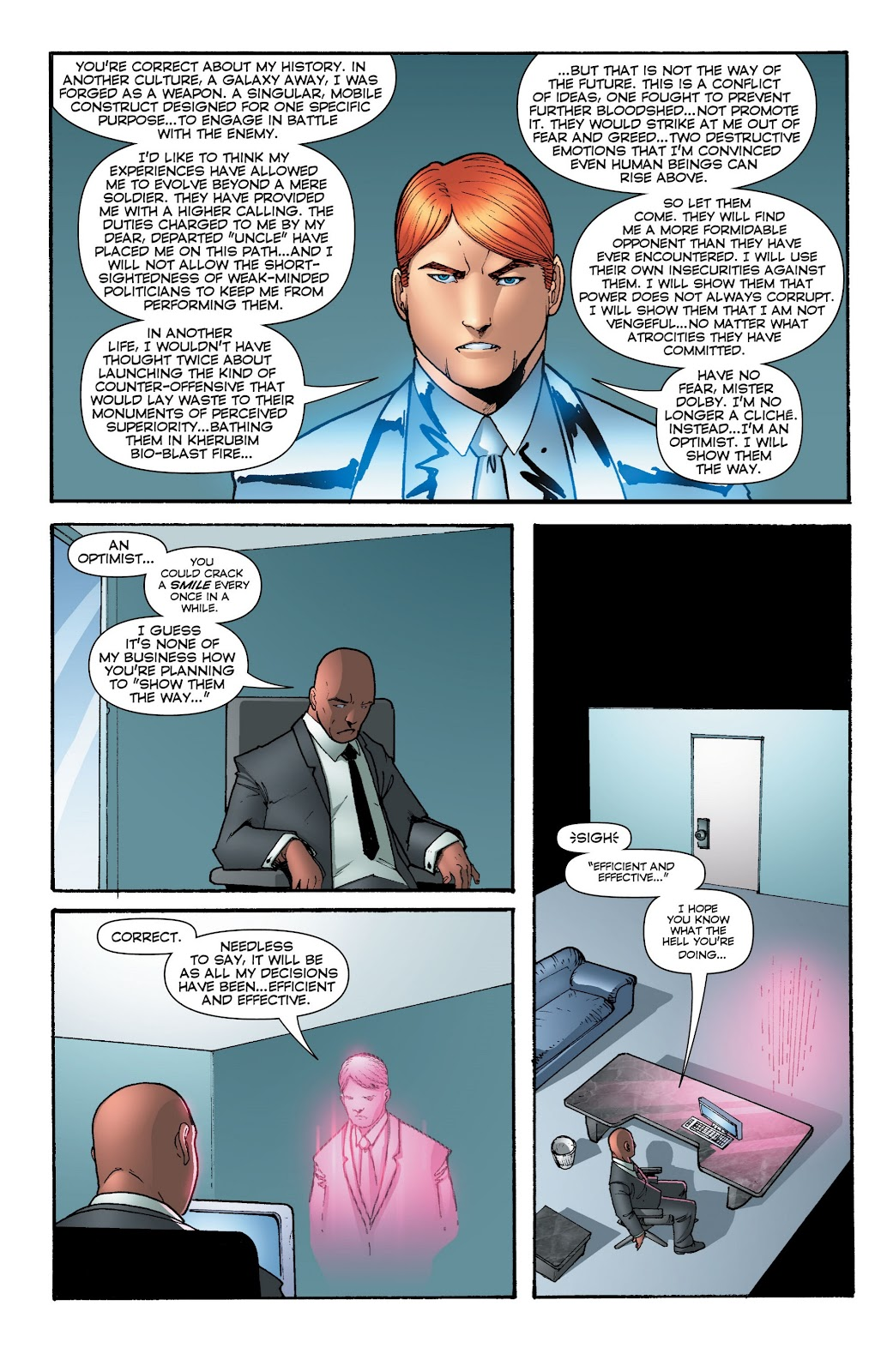 Wildcats Version 3.0 Issue #18 #18 - English 15