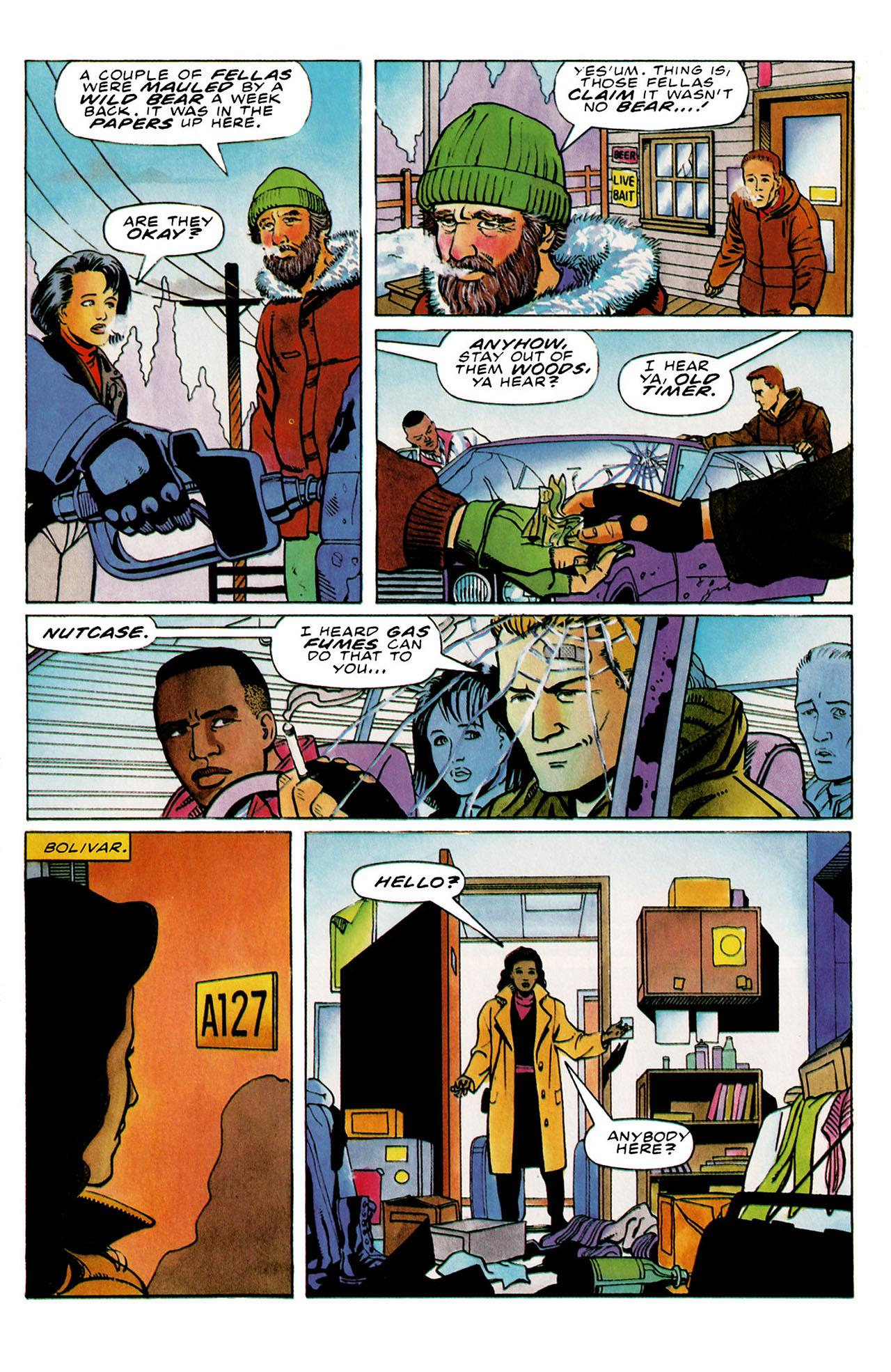 Read online Harbinger (1992) comic -  Issue #27 - 7