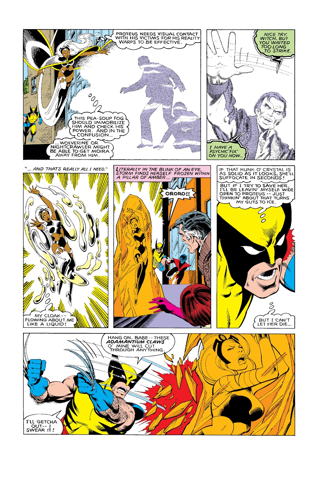 Uncanny X-Men (1963) issue 128 - Page 8