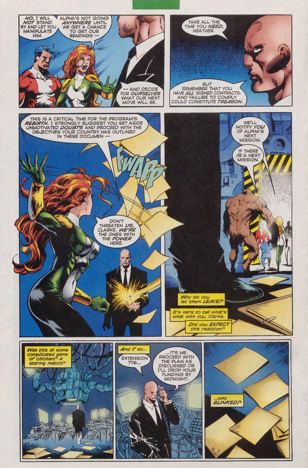 Read online Alpha Flight (1997) comic -  Issue #10 - 5