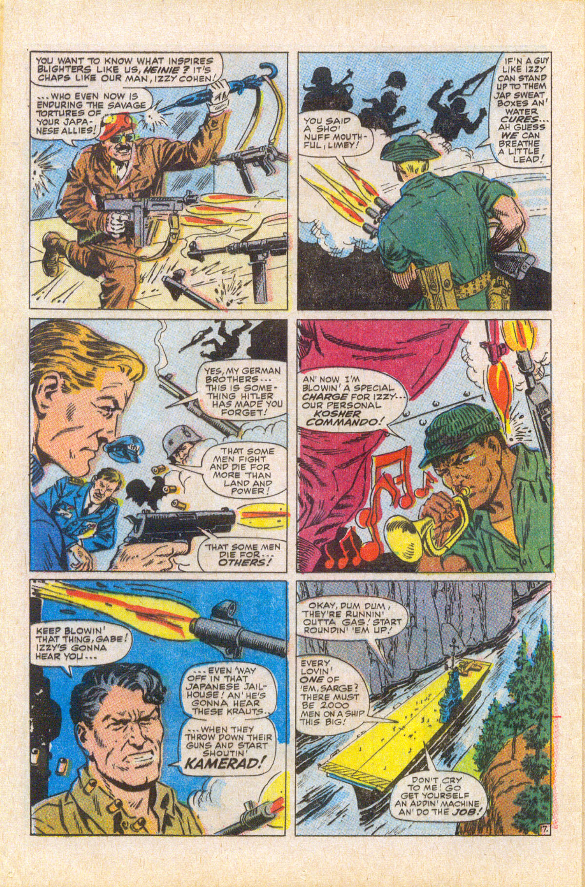 Read online Sgt. Fury comic -  Issue #58 - 24