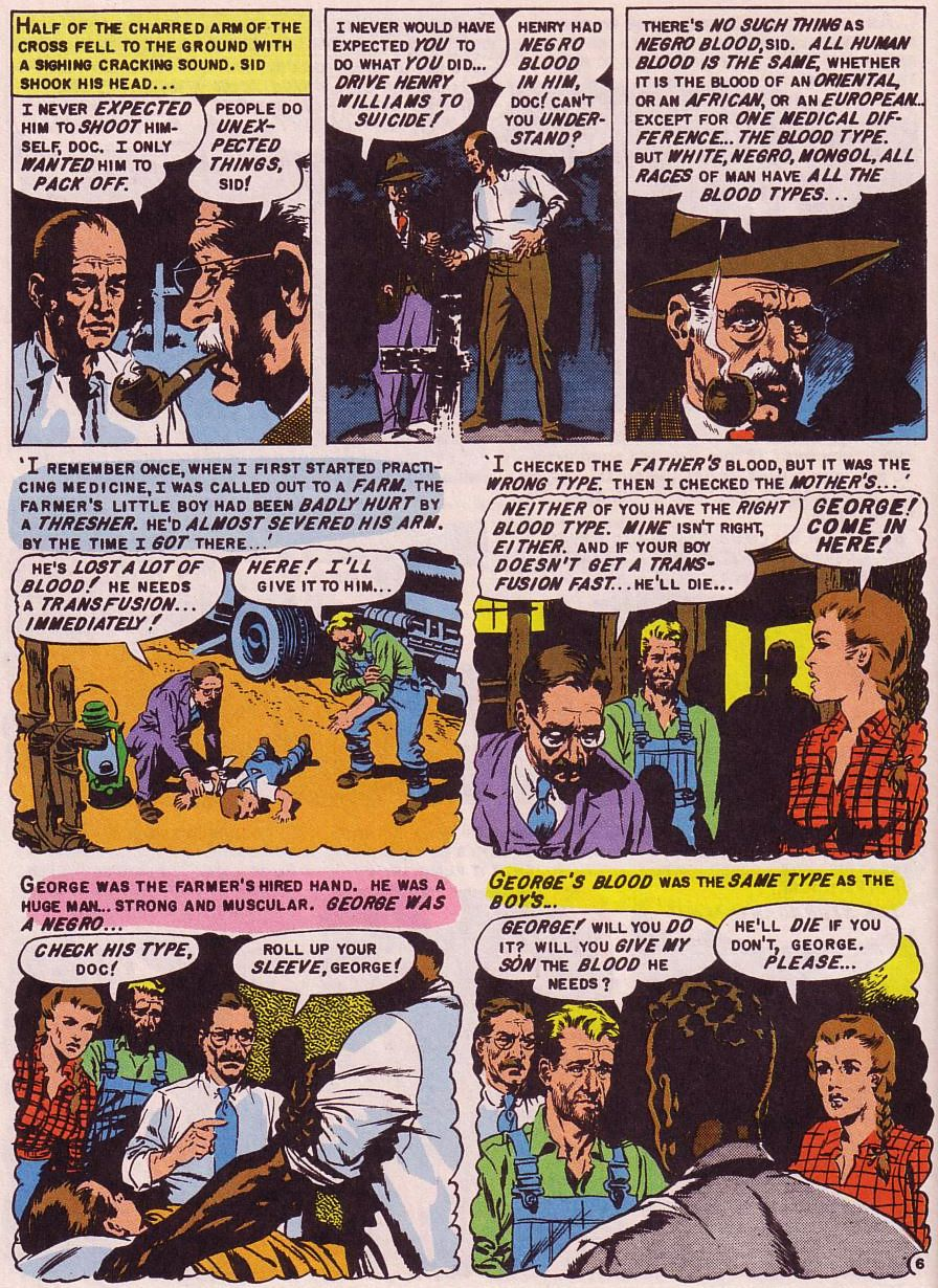 Read online Shock SuspenStories comic -  Issue #13 - 15
