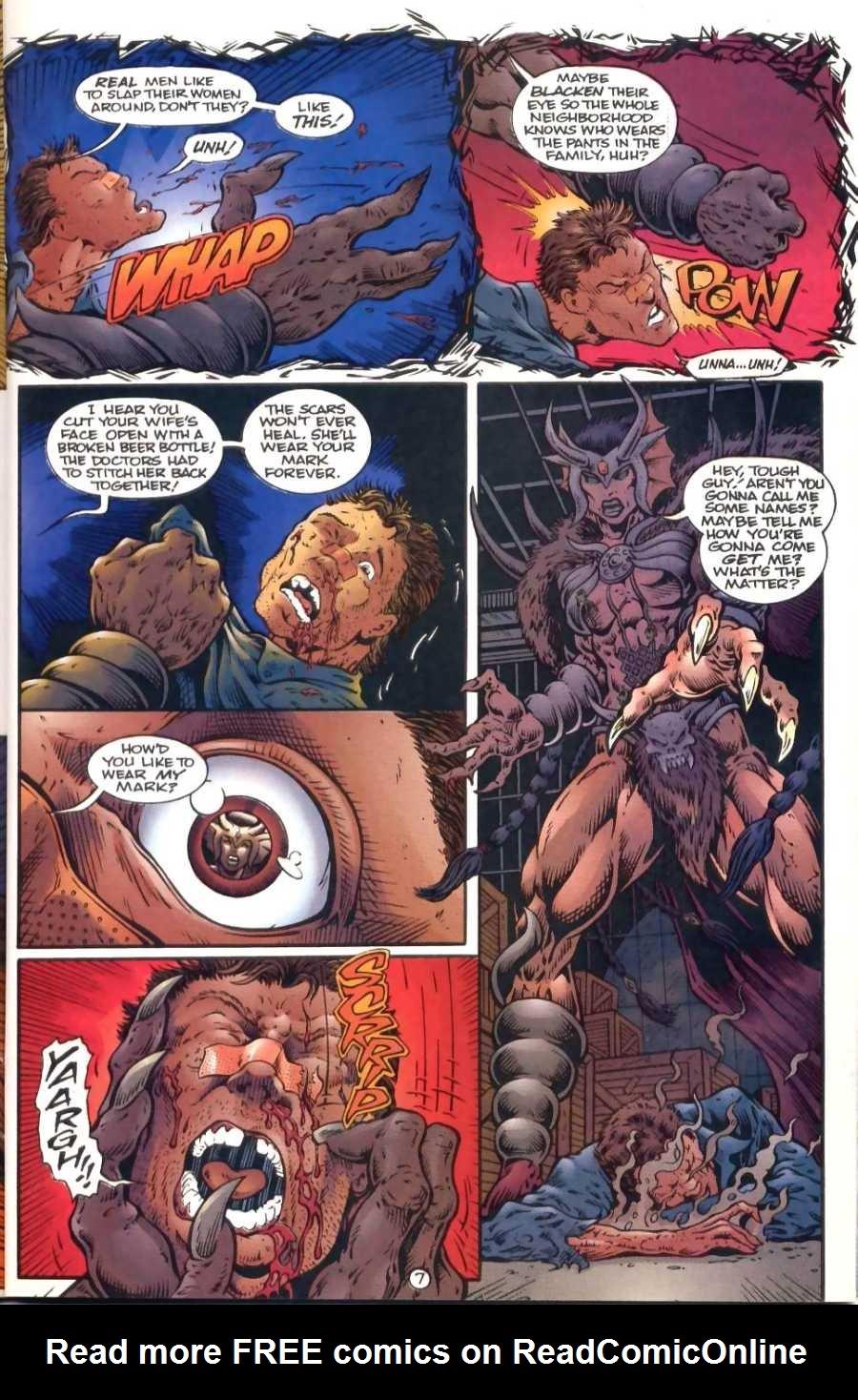Read online Ultraverse Premiere comic -  Issue #1 - 27