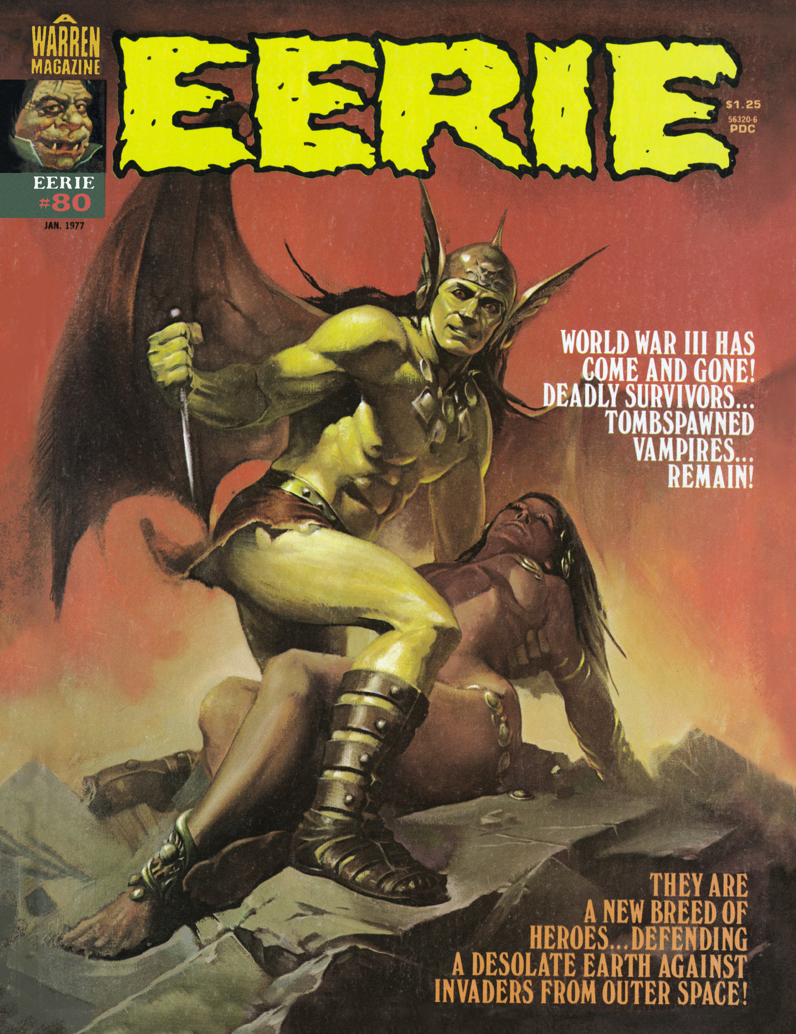 Read online Eerie Archives comic -  Issue # TPB 16 - 250