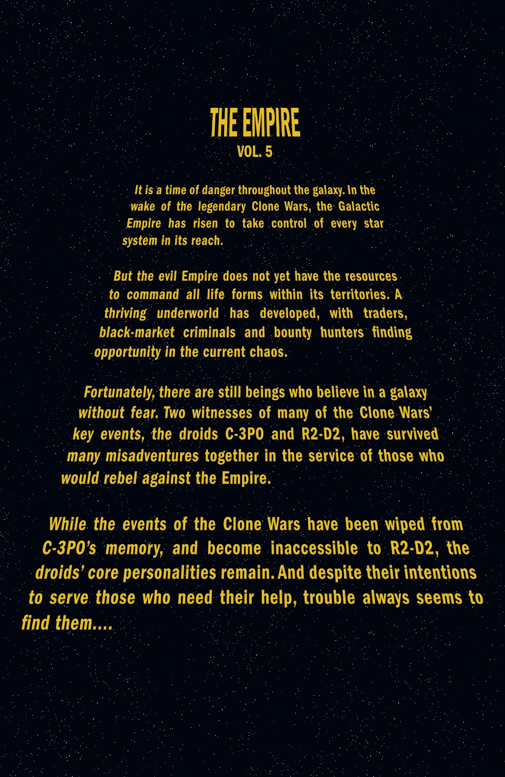 Read online Star Wars Legends Epic Collection: The Empire comic -  Issue # TPB 5 (Part 1) - 5