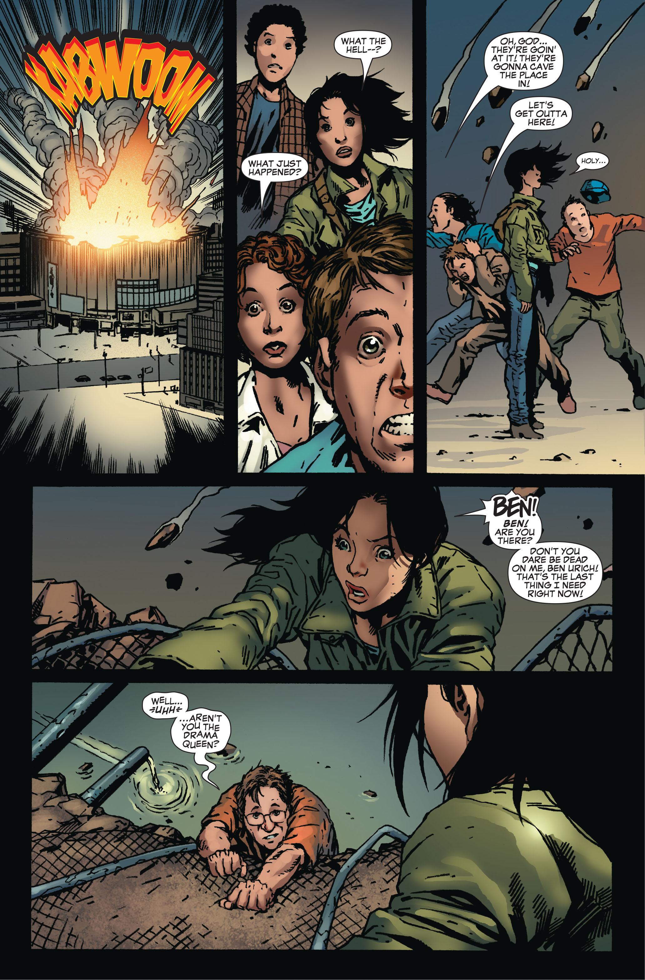 Read online World War Hulk: Front Line comic -  Issue #6 - 4