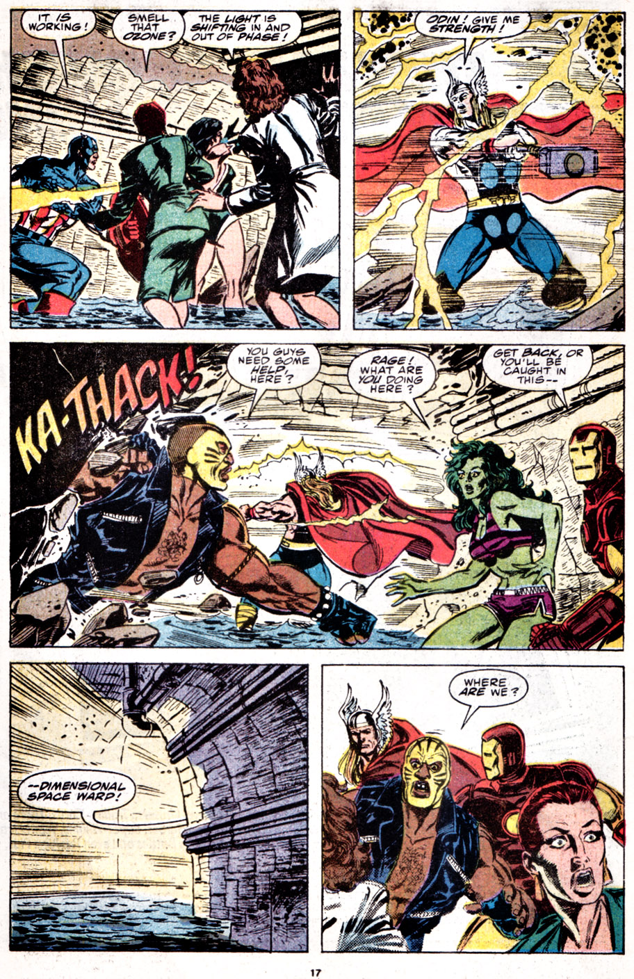 The Avengers (1963) 327 Page 13