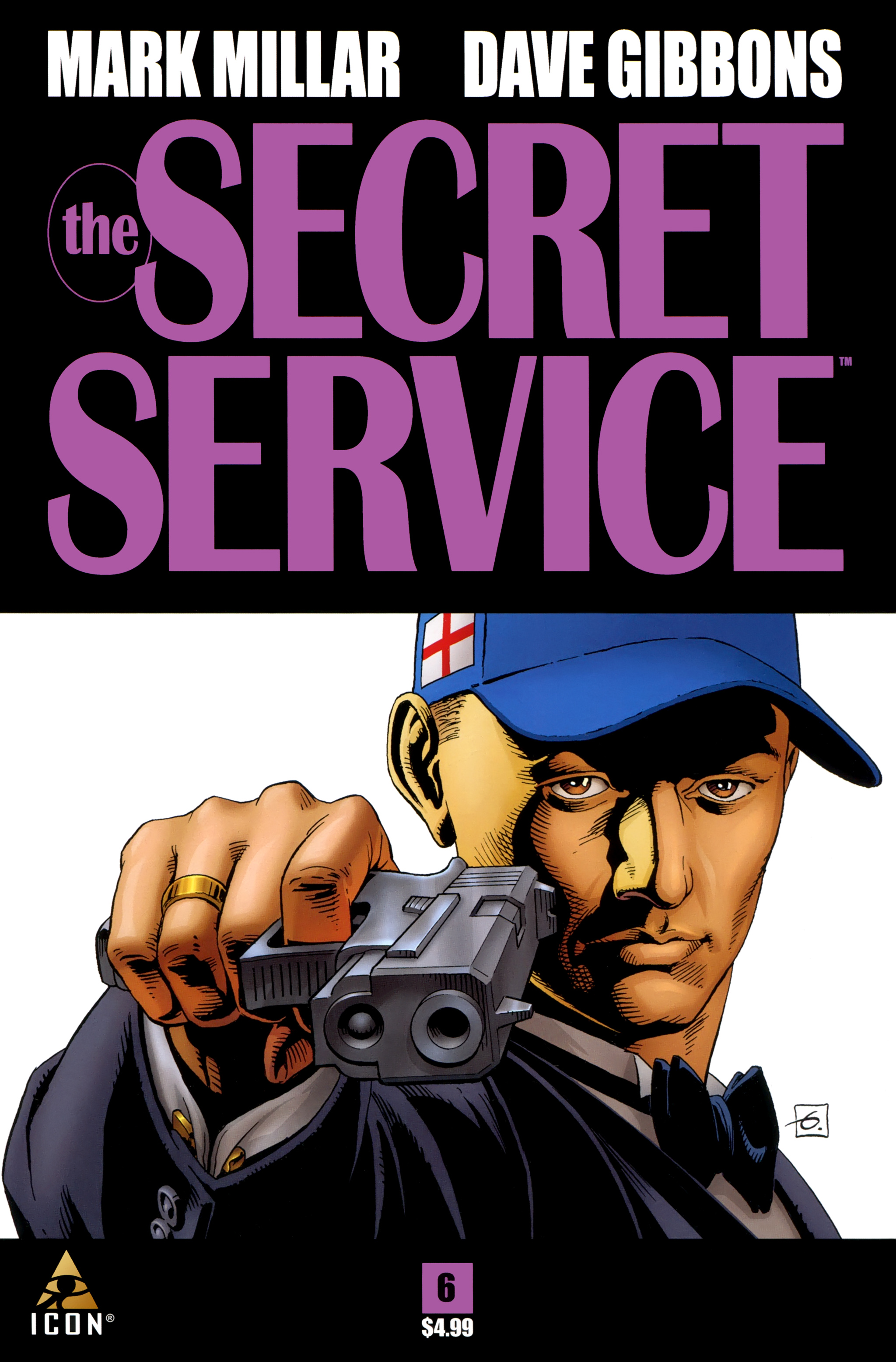 Read online Secret Service comic -  Issue #6 - 1