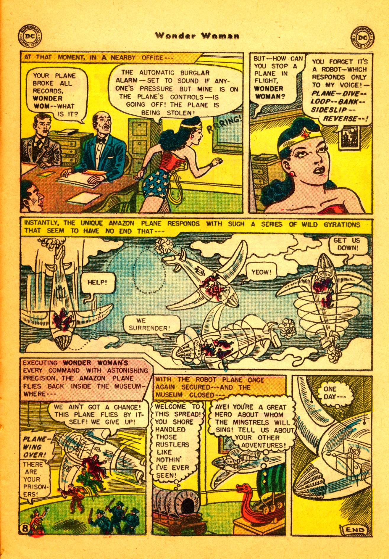 Read online Wonder Woman (1942) comic -  Issue #86 - 22