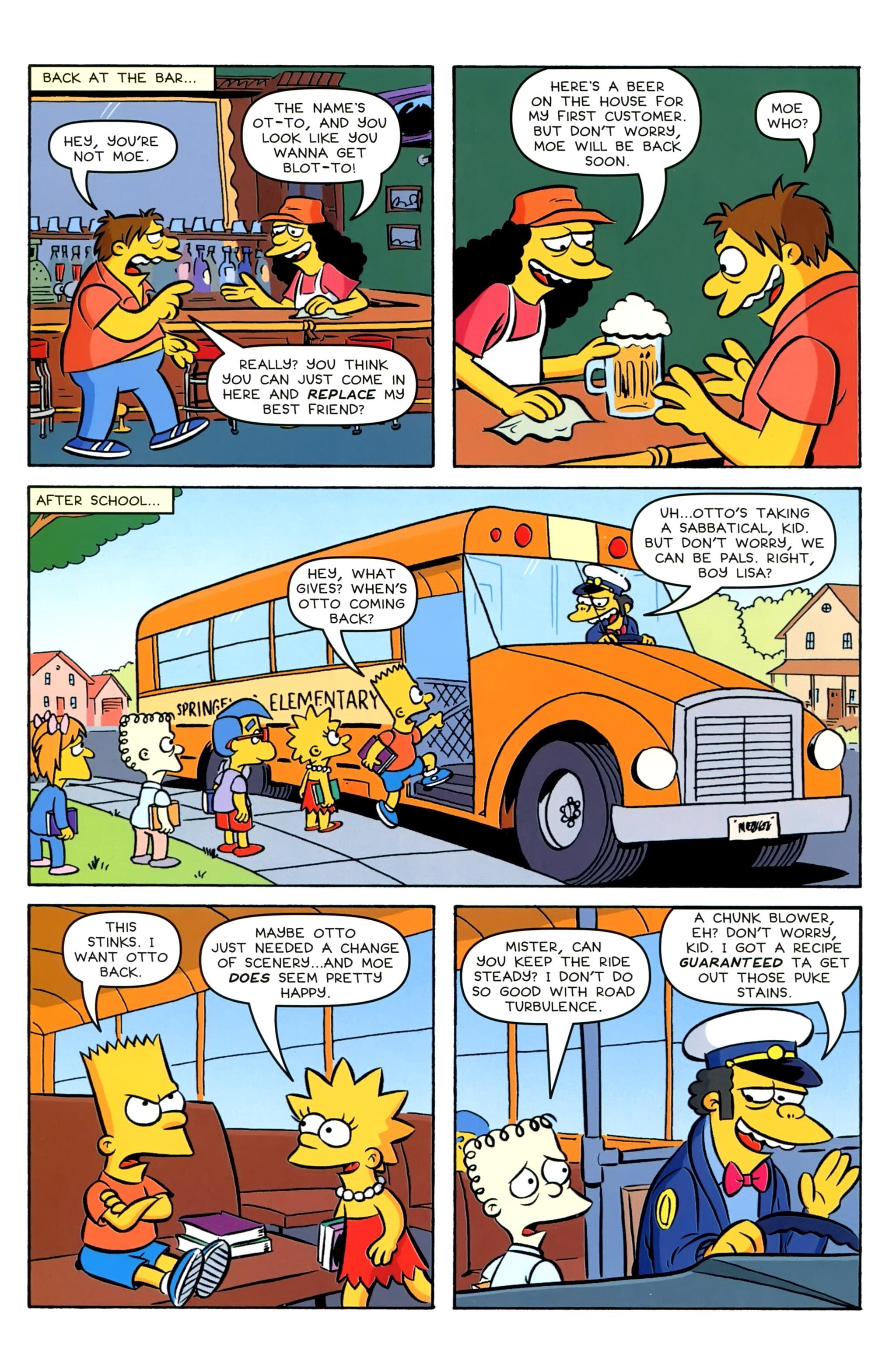 Read online Simpsons Comics comic -  Issue #229 - 22