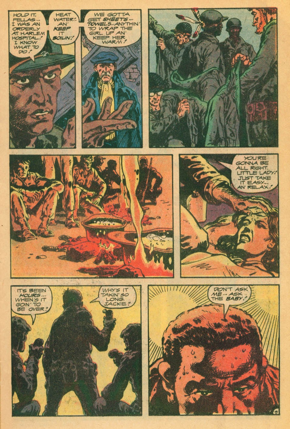 Read online Sgt. Rock comic -  Issue #328 - 10