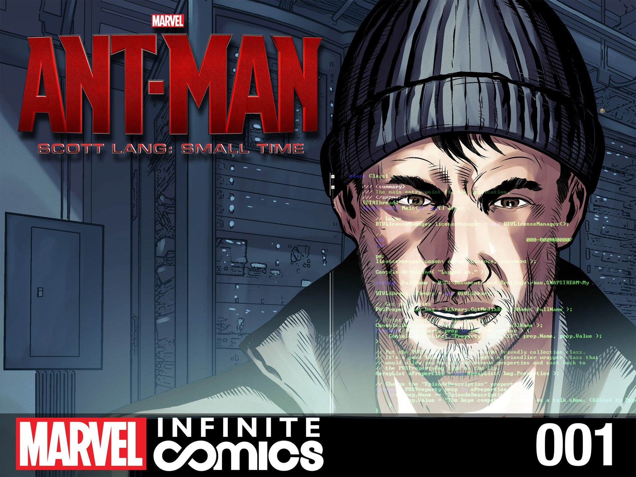 Read online Ant-Man — Scott Lang: Small Time comic -  Issue # Full - 1