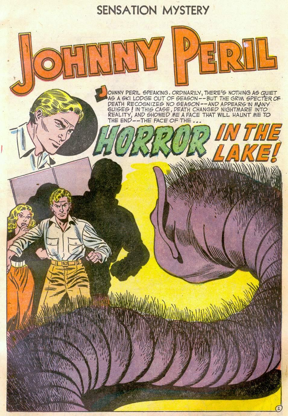 Read online Sensation (Mystery) Comics comic -  Issue #110 - 25