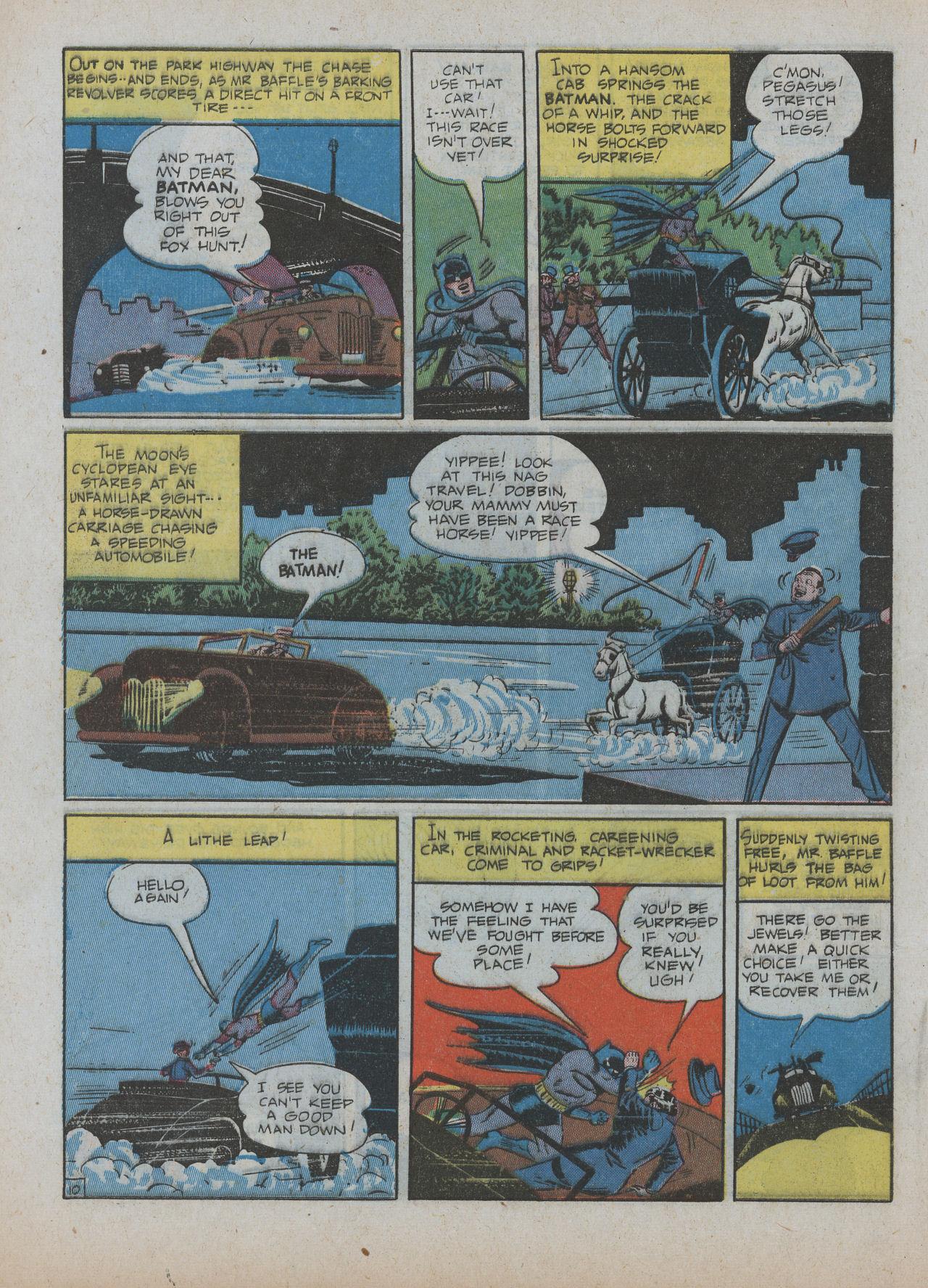 Read online Detective Comics (1937) comic -  Issue #63 - 12