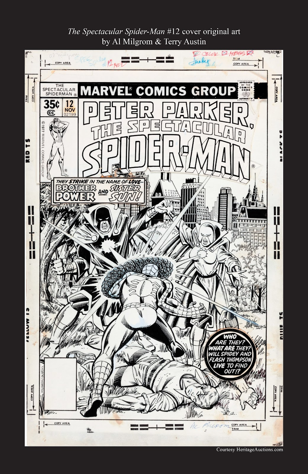 Read online Marvel Masterworks: The Spectacular Spider-Man comic -  Issue # TPB (Part 3) - 74