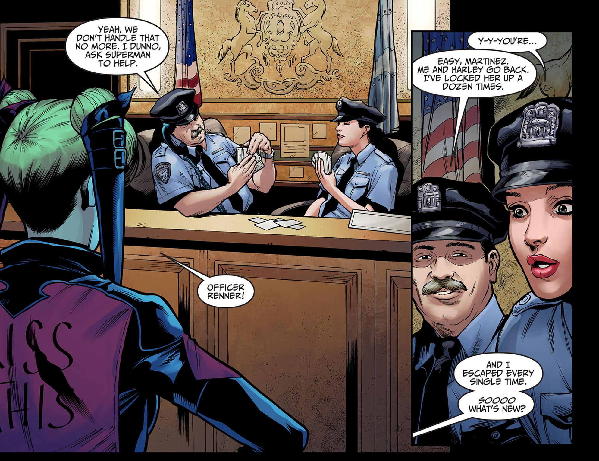 Read online Injustice: Ground Zero comic -  Issue #7 - 14