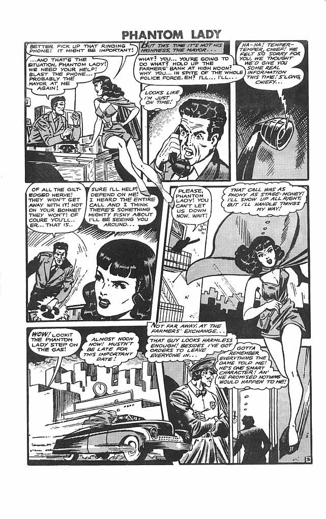 Read online Golden-Age Men of Mystery comic -  Issue #3 - 18